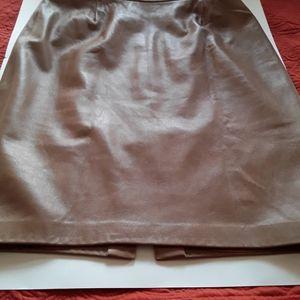 Danier Canada Carmel Soft Leather - New